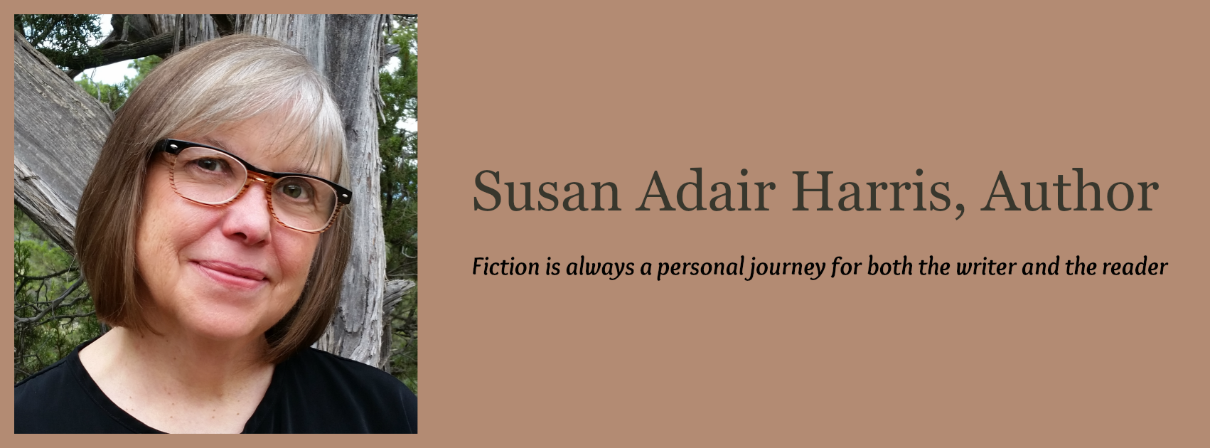 Susan Adair Harris, Author